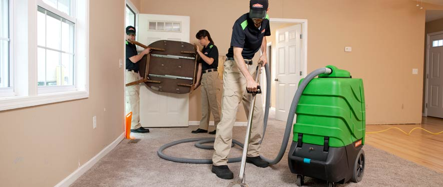 Indianapolis, IN residential restoration cleaning